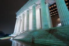 Lincoln Memorial Royaltyfria Foton