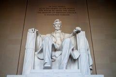 Lincoln Memorial. fotografia de stock royalty free