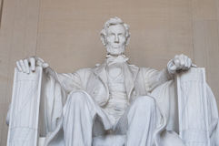 Lincoln Memorial Immagini Stock