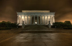 The Lincoln Memorial Royalty Free Stock Photo