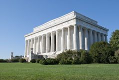 Lincoln Memorial Immagine Stock