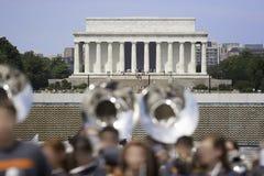 Lincoln Memorial Stockbild