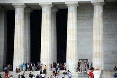 Lincoln Memorial Fotografía de archivo