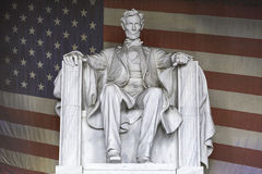 Lincoln Memorial Imagem de Stock