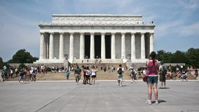 Lincoln Memorial metrajes