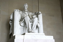 Lincoln Memorial Photo stock