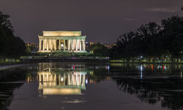 Lincoln Memorial Image libre de droits