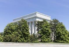 Lincoln Memorial Stock Afbeelding