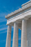 Lincoln Memorial. The Lincoln Memorial in Washington, DC, USA Royalty Free Stock Photography