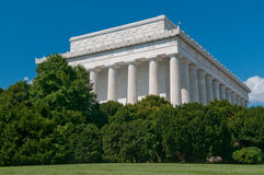 Lincoln Memorial. The Lincoln Memorial in Washington, DC, USA Stock Photos