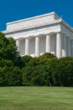 Lincoln Memorial. The Lincoln Memorial in Washington, DC, USA Stock Images
