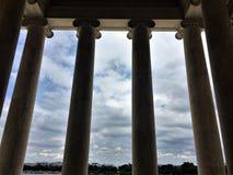 Lincoln Memorial Immagini Stock Libere da Diritti