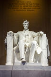 Lincoln Memorial Stockbild