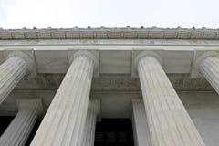 Lincoln Memorial Photo libre de droits