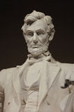 Lincoln Memorial close-up Royalty Free Stock Images
