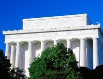 Lincoln Memorial Closeup, Washington DC Stock Images