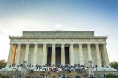 Lincoln Memorial at Dawn Stock Image