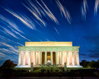 The Lincoln Memorial Stock Photo