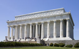 The Lincoln Memorial Royalty Free Stock Photography
