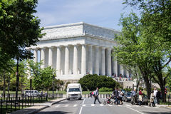 The Lincoln Memorial Stock Photos