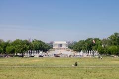 The Lincoln Memorial Stock Photos