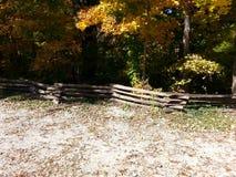 Lincoln Memorial Gardens. Fall in Illinois stock photos