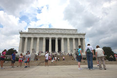 Lincoln Memorial Stock Images