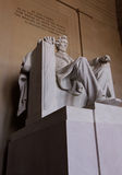 Lincoln memorial monument in Washington DC Royalty Free Stock Image