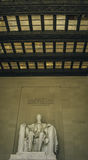Lincoln Memorial Monument Royalty Free Stock Photography