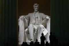 Lincoln Memorial Part 2 16 stock fotografie