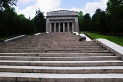The Lincoln Memorial at Sinking Spring Farm Hardin County Kentucky USA Stock Photo