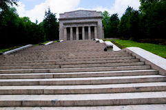 The Lincoln Memorial at Sinking Spring Farm Hardin County Kentucky USA Royalty Free Stock Photography