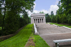 The Lincoln Memorial at Sinking Spring Farm Hardin County Kentucky USA Stock Image