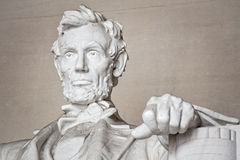Lincoln Memorial Statue Stock Photography