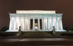 Lincoln Memorial Washington DC Stock Photo