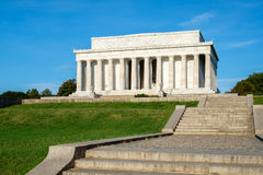 The Lincoln Memorial in Washington D.C. Royalty Free Stock Image