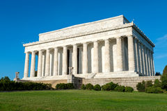 The Lincoln Memorial in Washington D.C. Stock Image