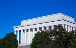 Lincoln Memorial, Washington D.C., USA Royalty Free Stock Photos