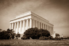 Lincoln Memorial Washington DC Stock Photography
