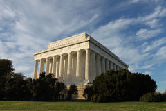 Lincoln Memorial Washington DC Stock Images