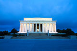 The Lincoln Memorial, Washington, DC. Stock Image