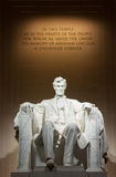 Lincoln Memorial Washington DC Stock Image