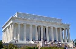 Lincoln Memorial, Washington DC Fotografia Stock