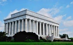Lincoln Memorial. In Washington, DC royalty free stock image
