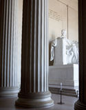 Lincoln Memorial, Washington DC Royalty Free Stock Photo