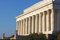 Lincoln Memorial, Washington DC. Stock Photos