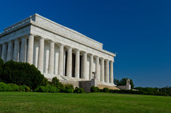 Lincoln Memorial, Washington DC USA Stock Photo