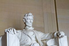 Lincoln Memorial, Washington DC. Washington Mall, Capital Stock Photos
