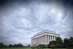 Lincoln minnesmärke Royaltyfri Bild