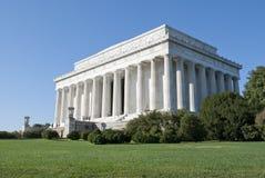 Lincoln minnesmärke Fotografering för Bildbyråer